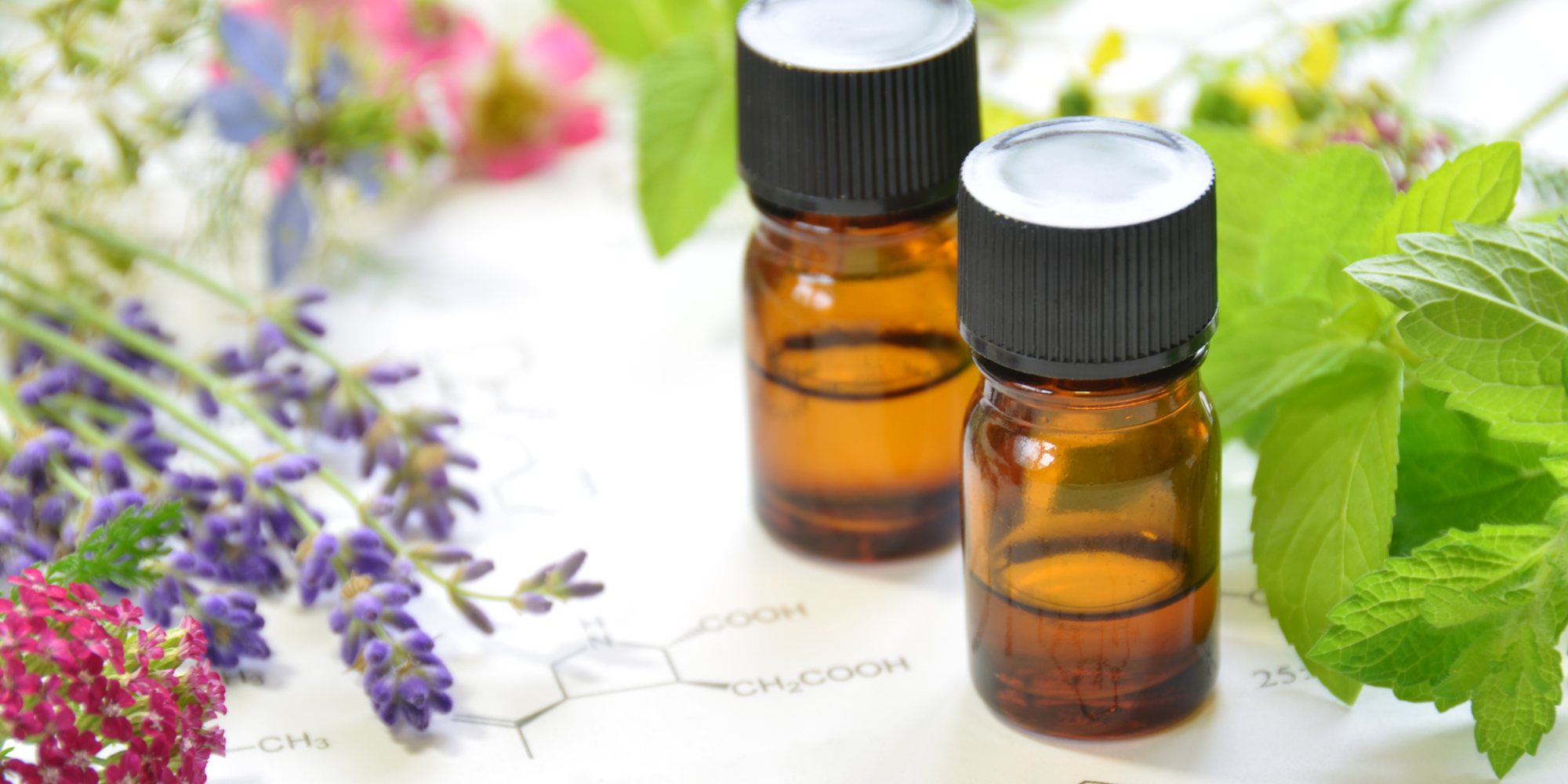 Aromatherapy Oils and Formula